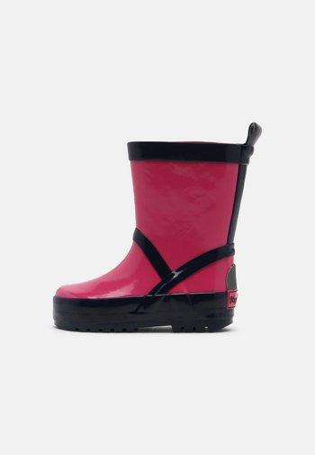 UNISEX - Wellies - pink/marine