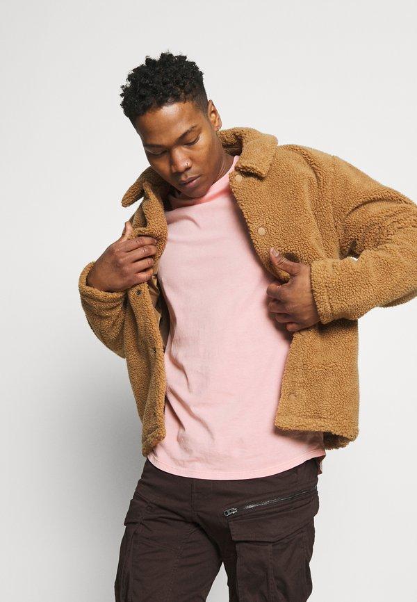 G-Star LASH - T-shirt basic - light dusty rose/jasnorÓżowy Odzież Męska BPSI