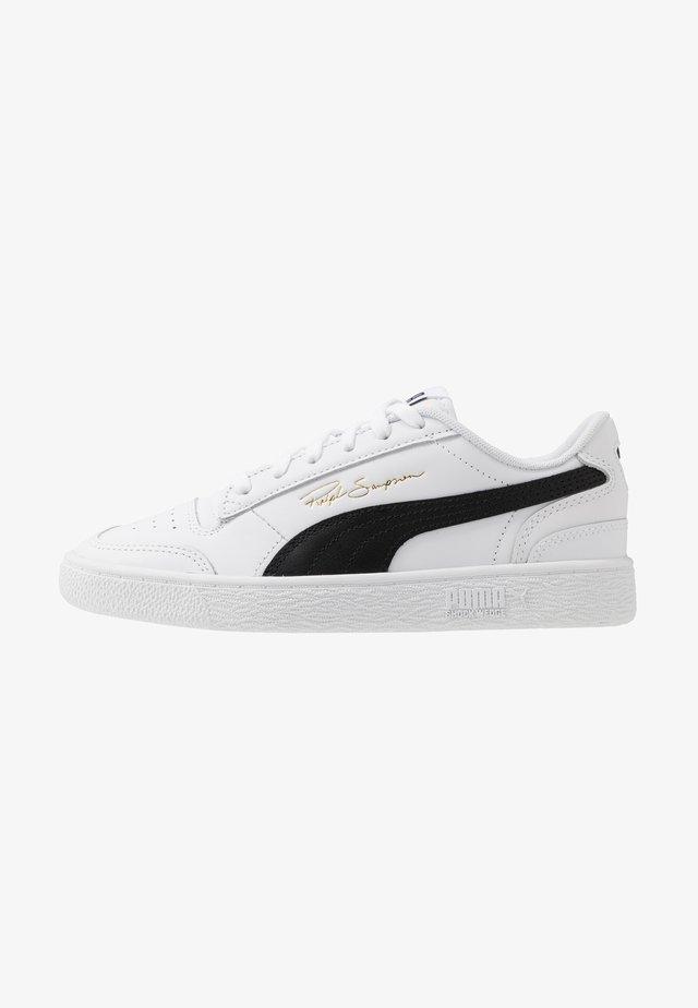 RALPH SAMPSON UNISEX - Sneakers basse - black/white