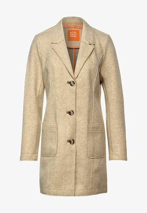 Short coat - braun