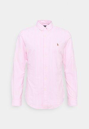 OXFORD - Overhemd - pink/white