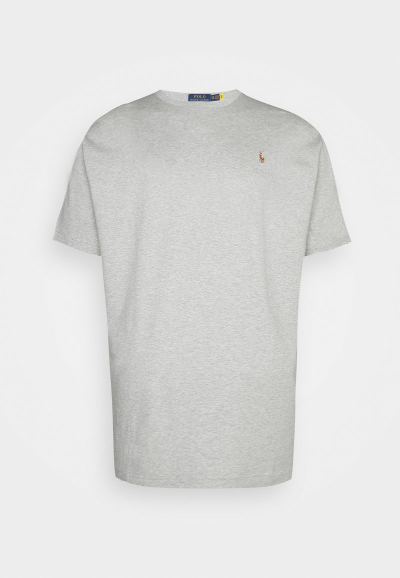 Polo Ralph Lauren Big & Tall - SHORT SLEEVE - Basic T-shirt - andover heather