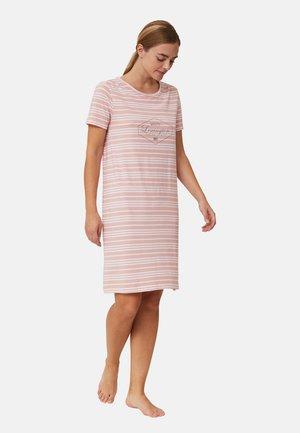 Nattskjorte - pink