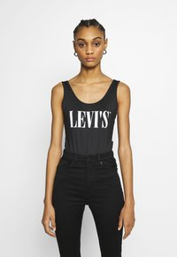 Levi's® - GRAPHIC BODYSUIT - Topper - black - 0
