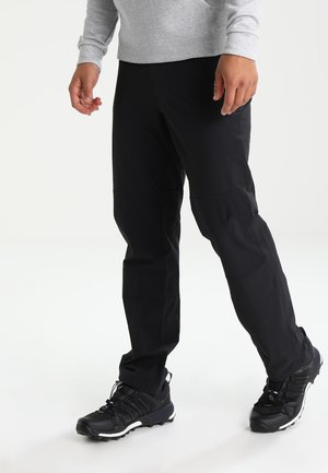 TERREX MULTI HIKING - Pantaloni outdoor - black