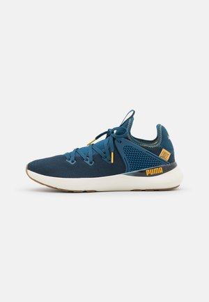 PURE XT UTILITY - Sports shoes - intense blue/mineral yellow