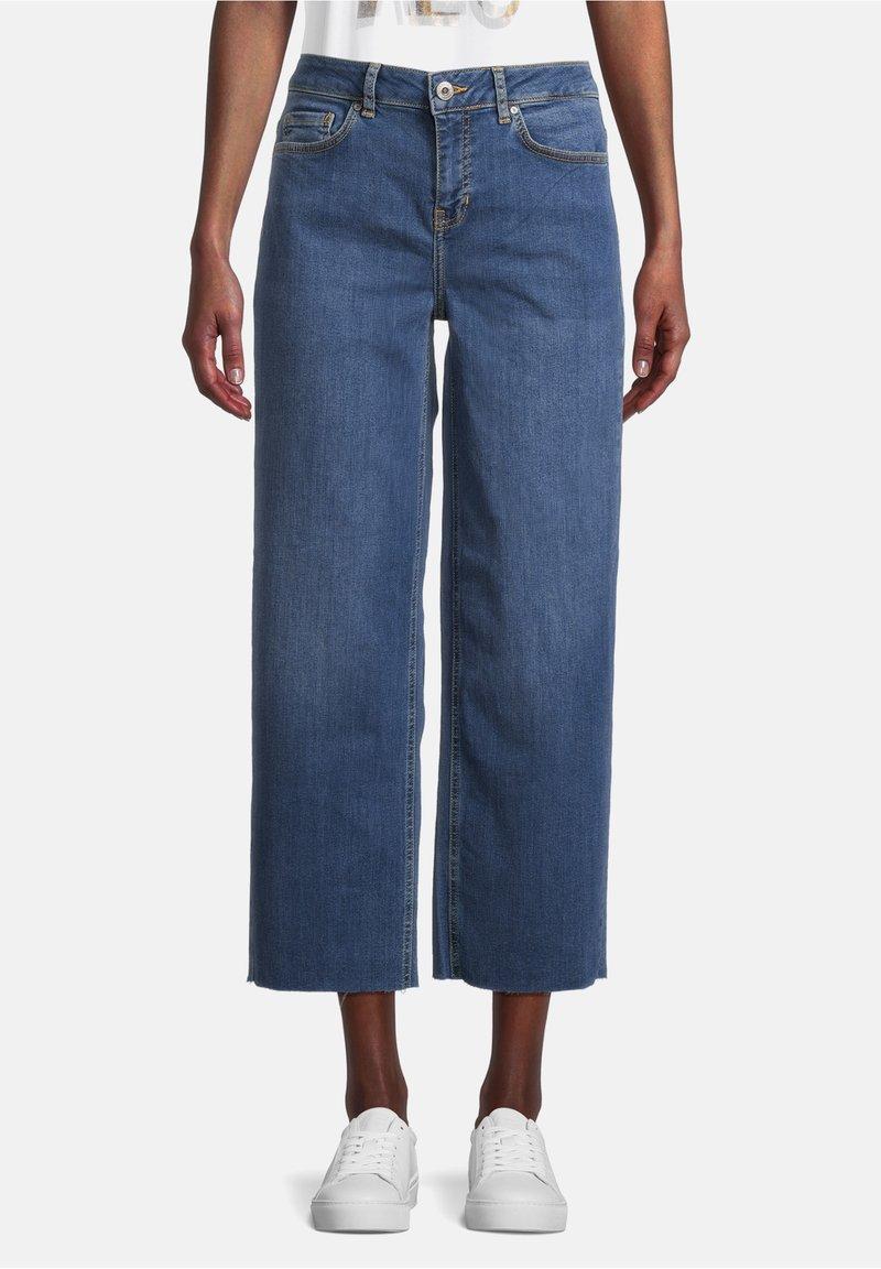 Cartoon - Bootcut jeans - blau