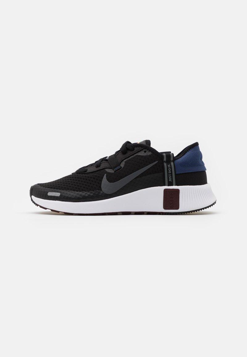 Nike Sportswear - REPOSTO - Sneakers - black/iron grey/blue void/mystic dates/laser orange/white