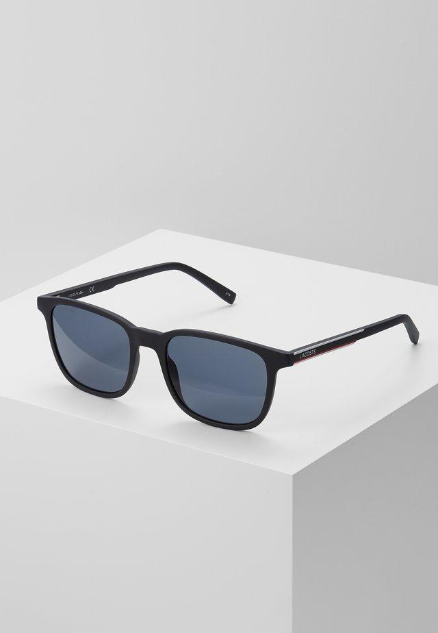 Sunglasses - matte dark blue