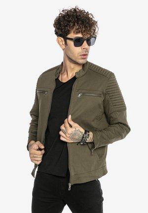 NOTTINGHAM - Light jacket - khaki