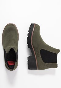 Rieker - Ankle boots - tanne - 3