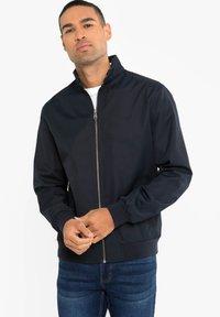 Threadbare - HAYMARKET HARRINGTON - Light jacket - blau - 0