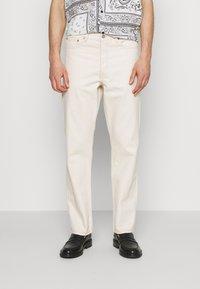Dr.Denim - DASH - Straight leg jeans - ecru - 0