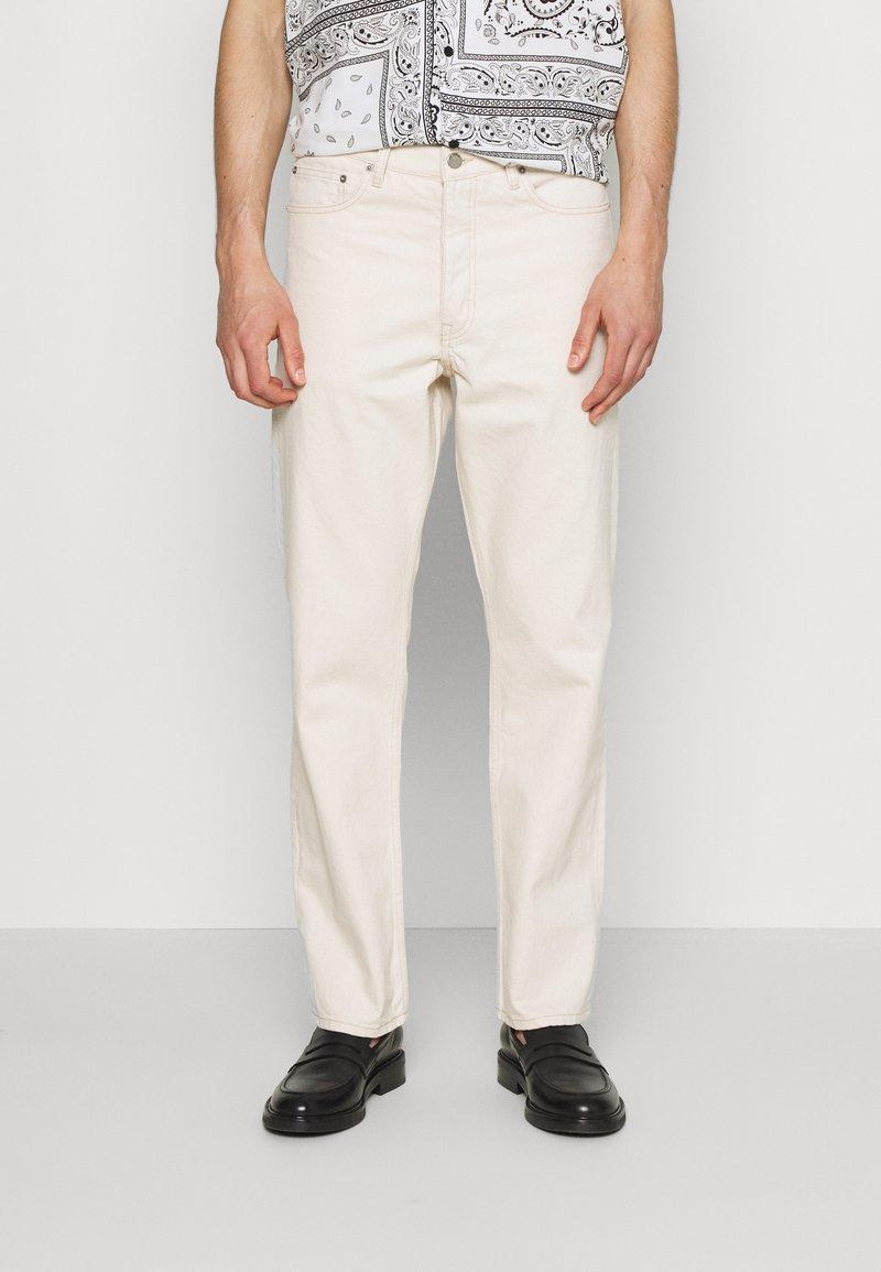 Dr.Denim - DASH - Straight leg jeans - ecru