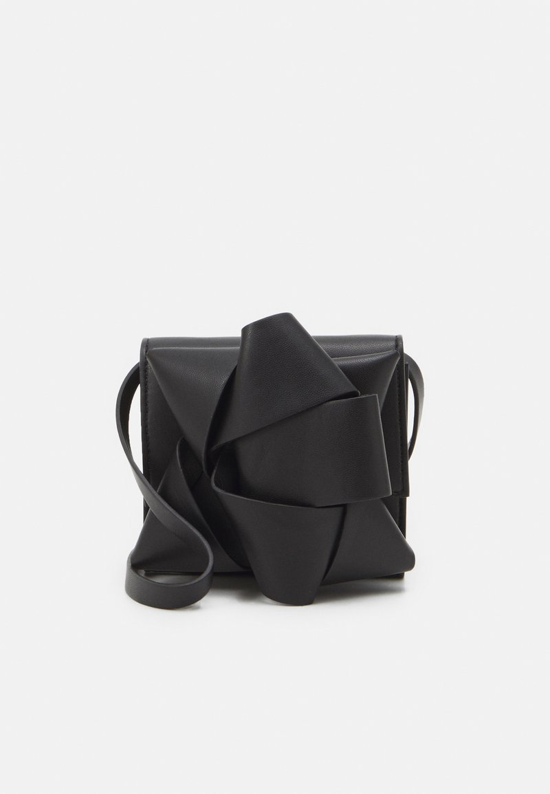 MM6 Maison Margiela - PORTAFOGLIO - Peněženka - black