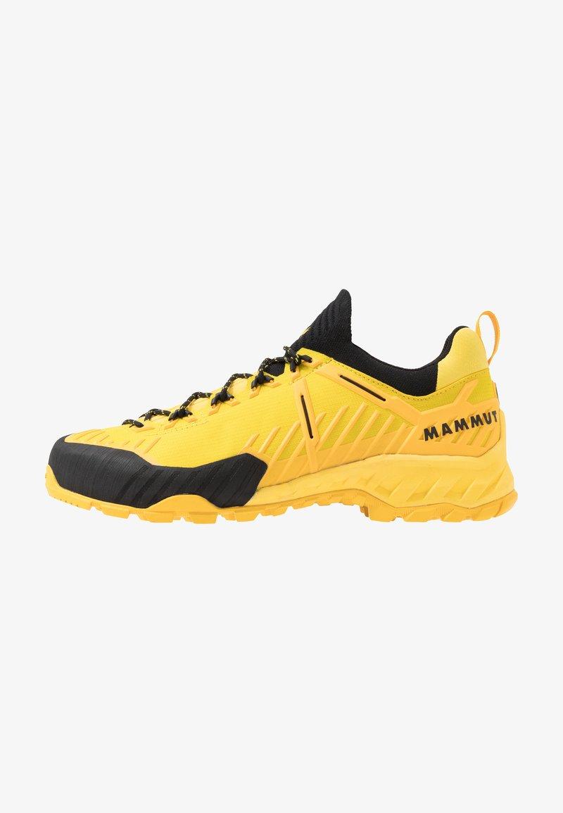 Mammut - ALNASCA II LOW MEN - Hiking shoes - freesia/black