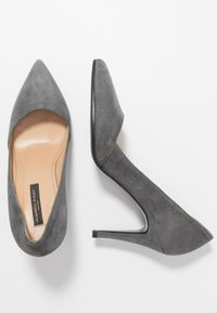Alberto Zago - High heels - grigio - 3
