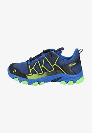 Hiking shoes - royalblue