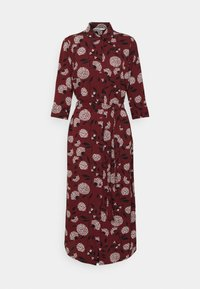 ONLNOVA LUX  SHIRT DRESS - Shirt dress - port royale