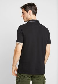 Timberland - TIPPED - Polo shirt - black - 2