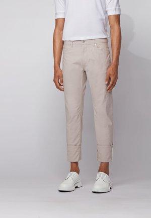 MAINE - Pantalon classique - natural