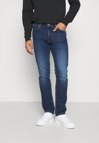 Wrangler - GREENSBORO - Jeans straight leg - cool pool - 0