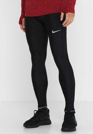 RUN MOBILITY  - Collants - black/reflective silver