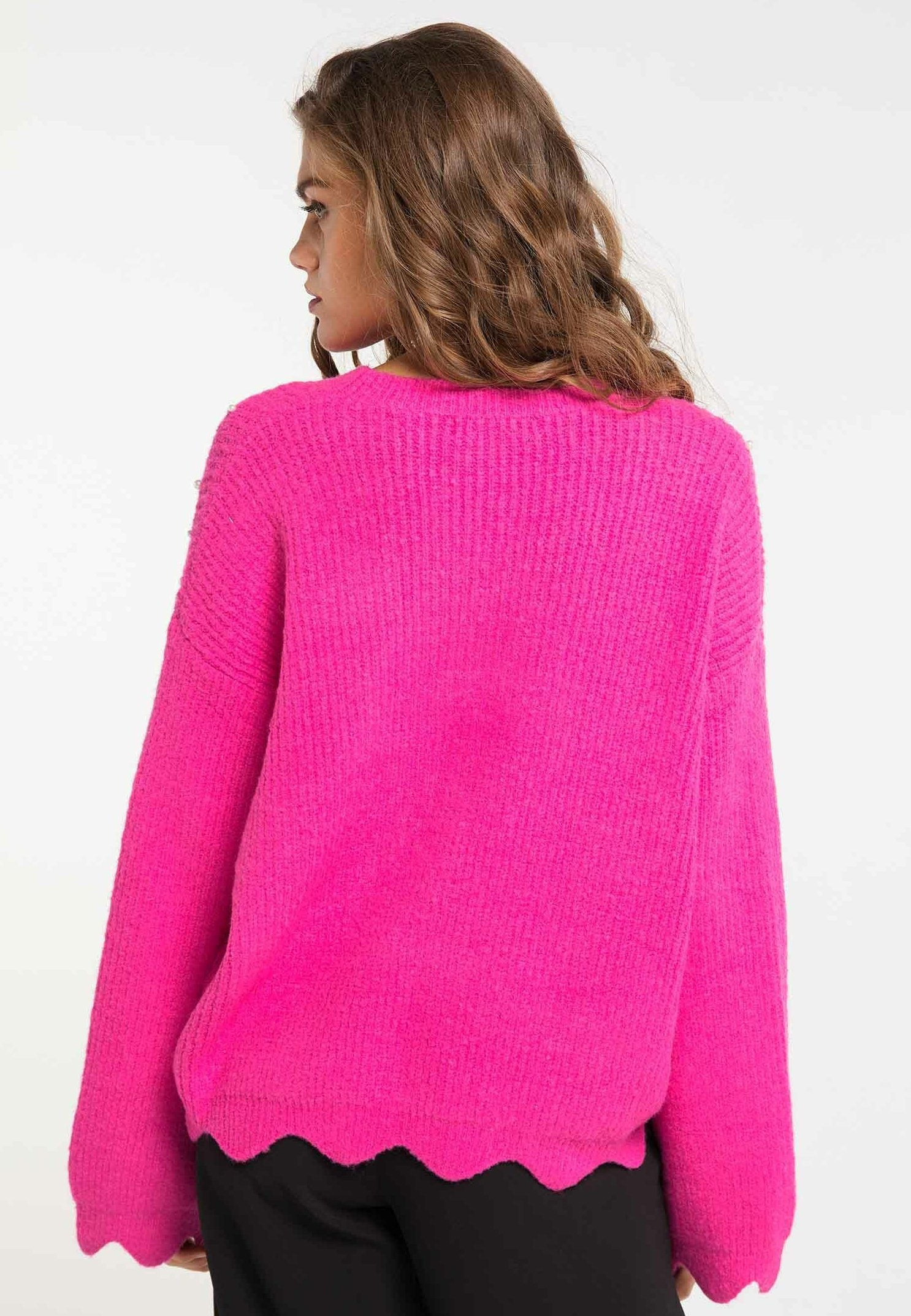 2020 New Factory Outlet Women's Clothing faina Jumper pink eCL613RYI yN8ZXlcue