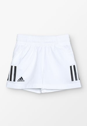 CLUB SHORT - Träningsshorts - white/black