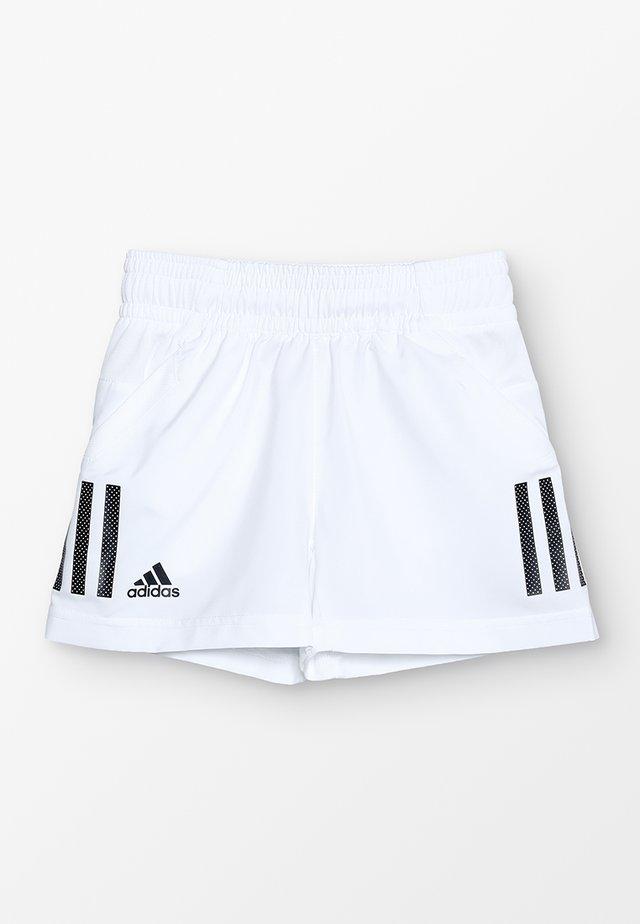 CLUB SHORT - kurze Sporthose - white/black