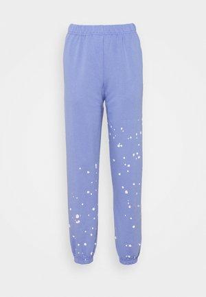 Pantalones deportivos - violet