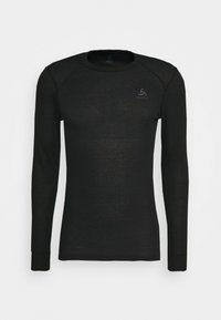 ODLO - ACTIVE WARM ECO TOP CREW NECK - Funktionsshirt - black - 3