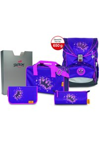 DerDieDas - School set - purple princess - 1