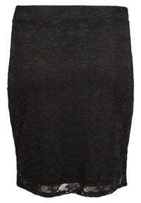 Zizzi - Pencil skirt - black - 4