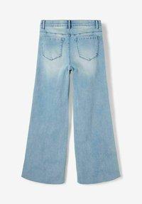 LMTD - Flared Jeans - light blue denim - 1