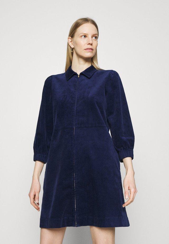 EYVOR - Shirt dress - blue