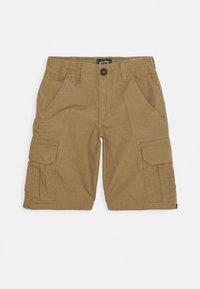 Billabong - SCHEME BOY - Cargo trousers - light khaki - 0