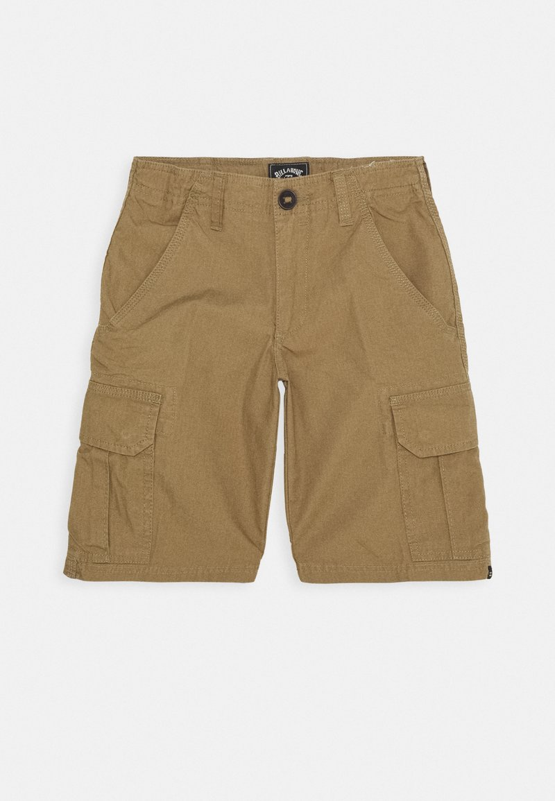 Billabong - SCHEME BOY - Cargo trousers - light khaki