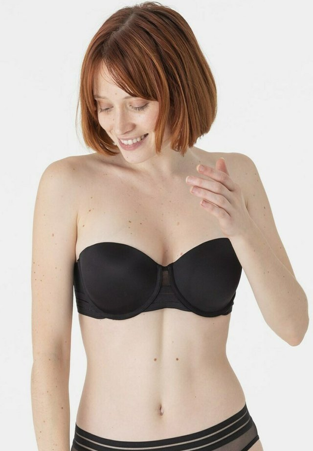 Multiway / Strapless bra - noir