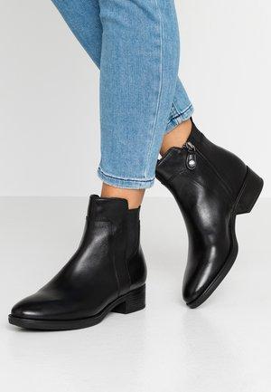 FELICITY - Kotníkové boty - black
