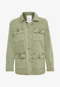Denim Hunter - THE ARMY - Summer jacket - dusty olive - 6