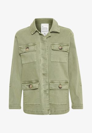 THE ARMY - Chaqueta fina - dusty olive