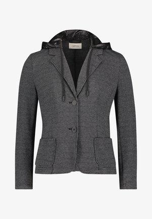 Veste mi-saison - schwarz/grau