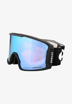 LINE MINER - Gogle narciarskie - black
