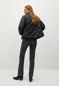 Mango - BLANDICO - Light jacket - schwarz - 2