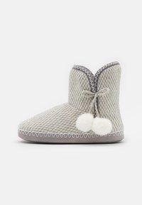 Anna Field - Domácí obuv - light grey/white - 1