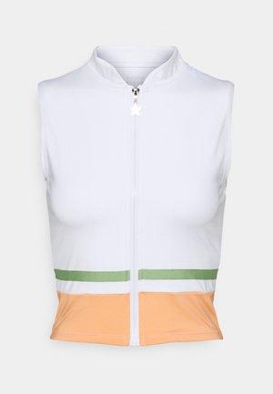 ZIP - Top - white