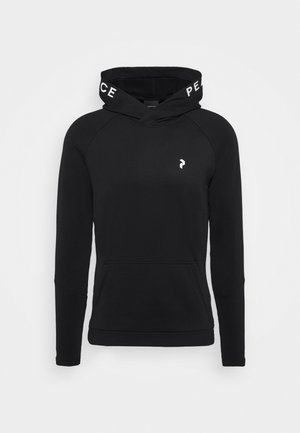 RIDERHOOD - Fleece jumper - black
