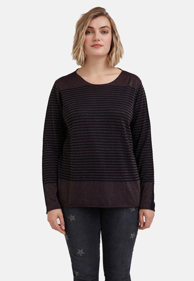Camiseta de manga larga - viola