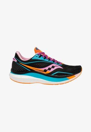 ENDORPHIN  - Neutral running shoes - schwarz